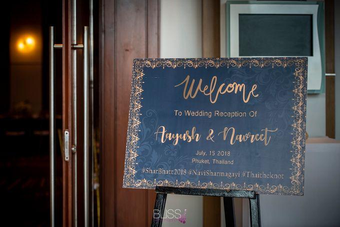 Aayush and Navreet indian wedding at westin siray bay Phuket Thailand by BLISS Events & Weddings Thailand - 026