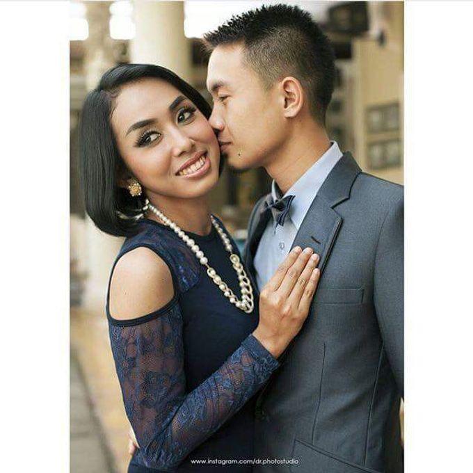 Prewedding Make Up by Willy Manopo - 005