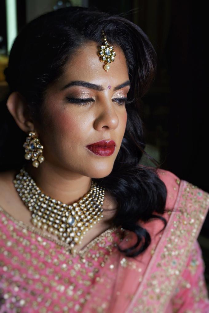 Indian Bride, Trisha  by Jeanette Anandajoo - 002