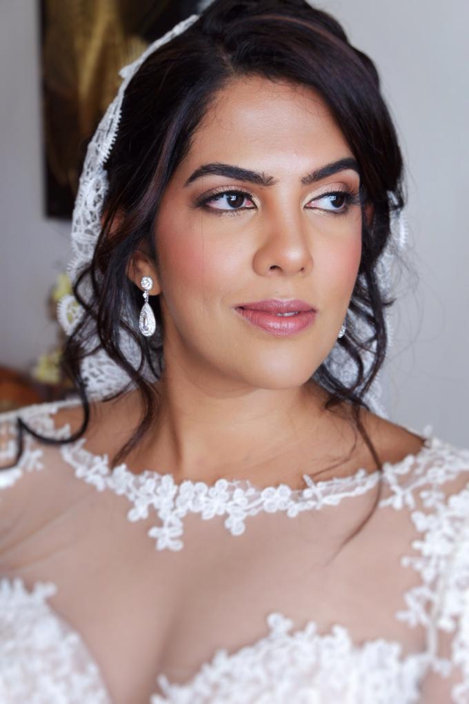 Indian Bride, Trisha  by Jeanette Anandajoo - 004