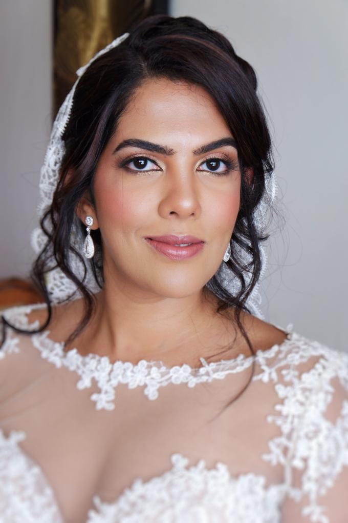 Indian Bride, Trisha  by Jeanette Anandajoo - 003