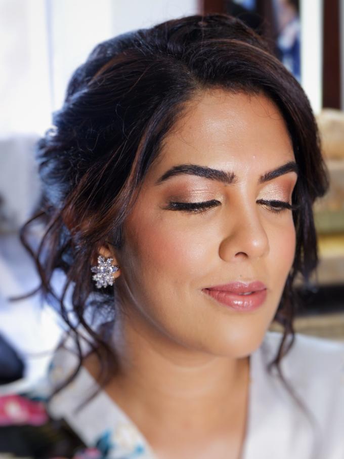 Indian Bride, Trisha  by Jeanette Anandajoo - 006