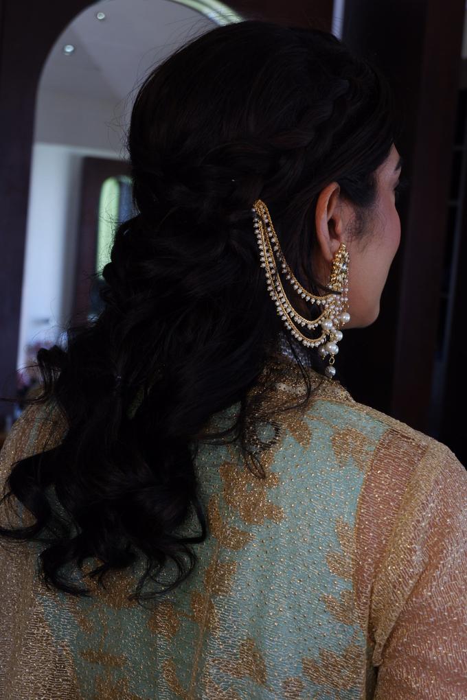 Indian Bride, Trisha  by Jeanette Anandajoo - 009