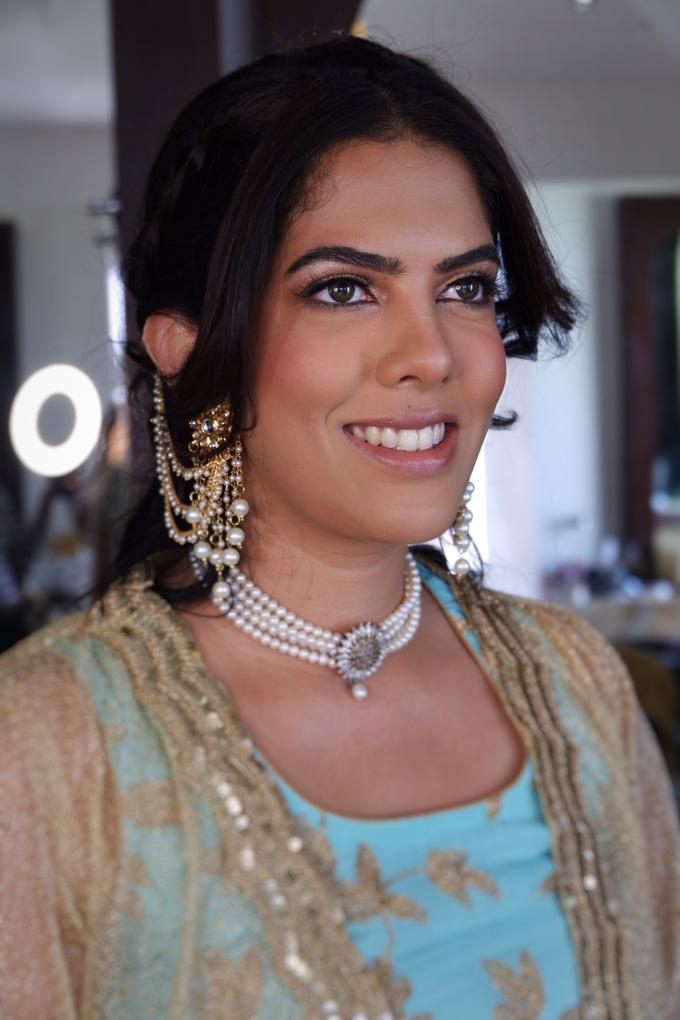 Indian Bride, Trisha  by Jeanette Anandajoo - 010