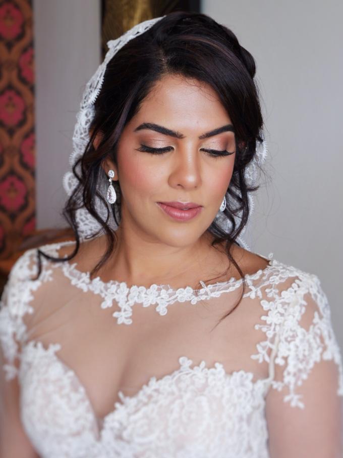 Indian Bride, Trisha  by Jeanette Anandajoo - 013
