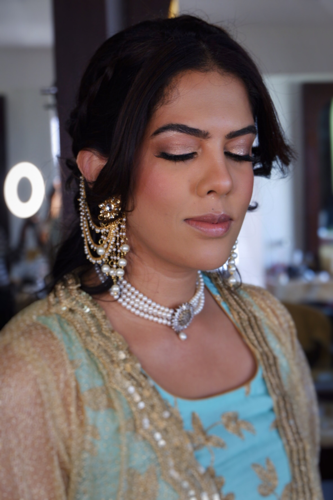 Indian Bride, Trisha  by Jeanette Anandajoo - 012