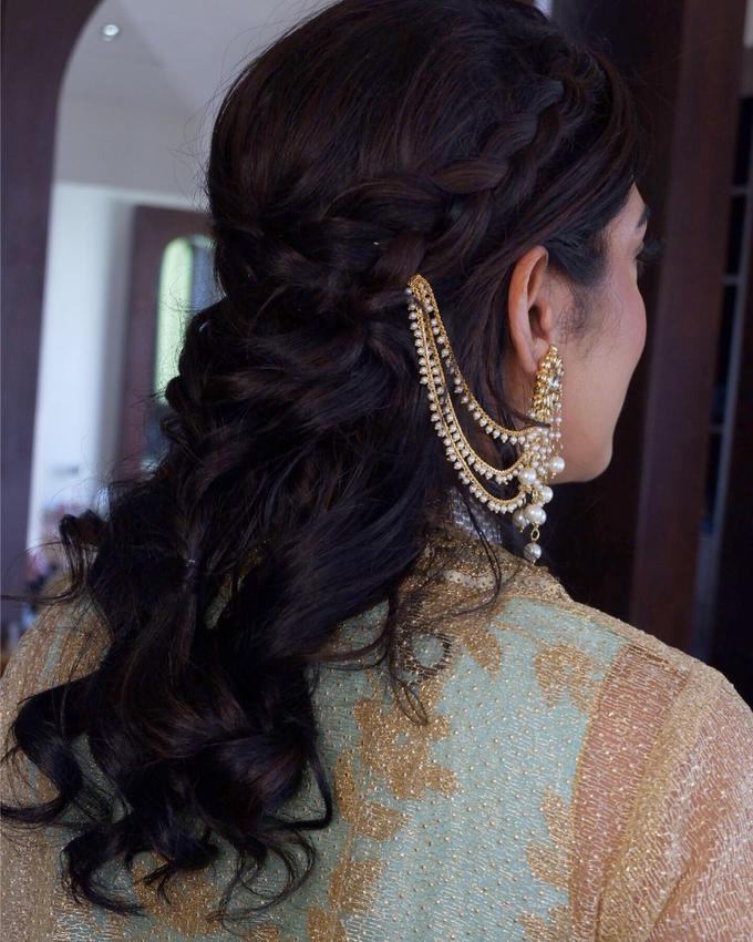 Indian Bride, Trisha  by Jeanette Anandajoo - 014