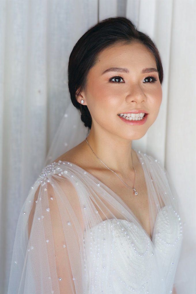 Erika and William wedding by Jeanette Anandajoo - 002
