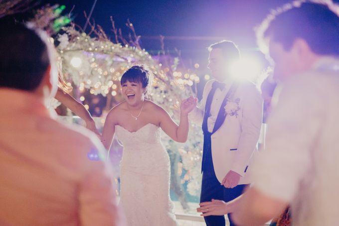 Intimate Sunset Wedding of  Caleb & Jeannie by Vilia Wedding Planner - 021