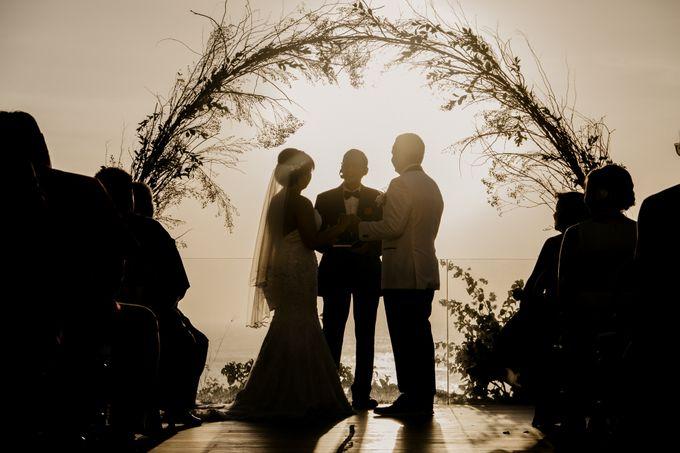 Intimate Sunset Wedding of  Caleb & Jeannie by Vilia Wedding Planner - 015