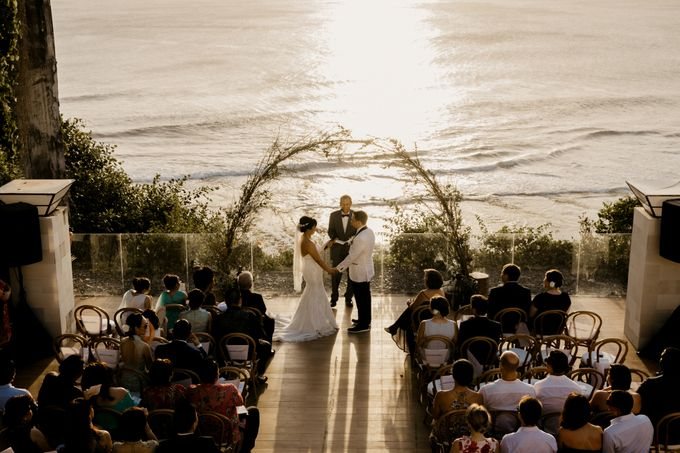 Intimate Sunset Wedding of  Caleb & Jeannie by AKSA Creative - 013