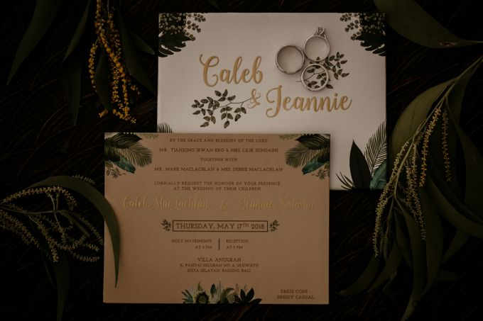 Intimate Sunset Wedding of  Caleb & Jeannie by Vilia Wedding Planner - 001