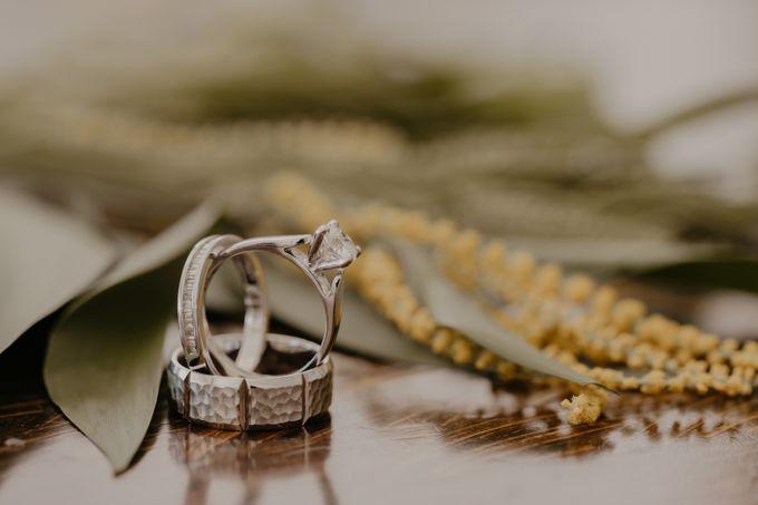 Intimate Sunset Wedding of  Caleb & Jeannie by Vilia Wedding Planner - 002