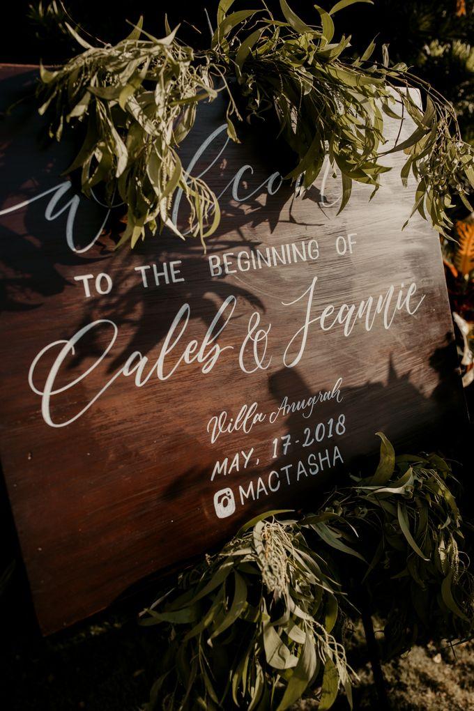 Intimate Sunset Wedding of  Caleb & Jeannie by Vilia Wedding Planner - 007