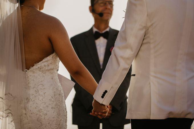 Intimate Sunset Wedding of  Caleb & Jeannie by Vilia Wedding Planner - 009