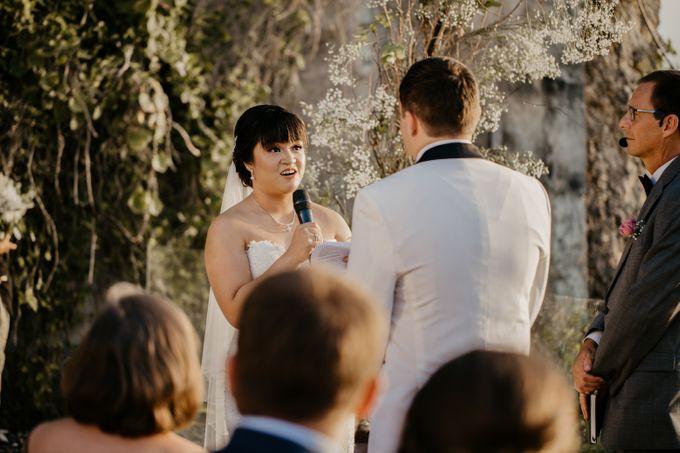 Intimate Sunset Wedding of  Caleb & Jeannie by Vilia Wedding Planner - 010