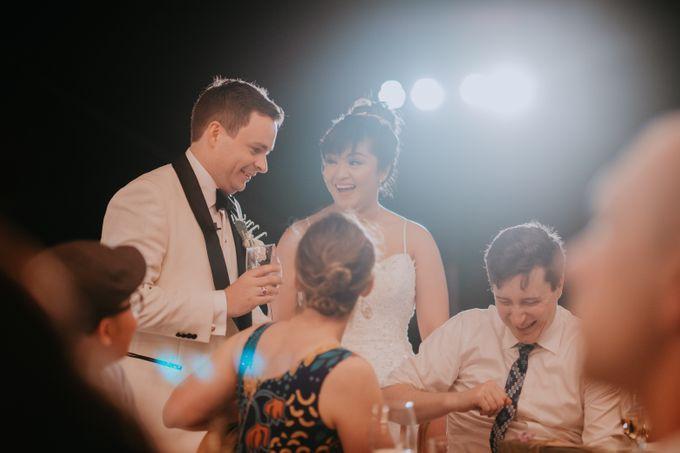 Intimate Sunset Wedding of  Caleb & Jeannie by Vilia Wedding Planner - 019