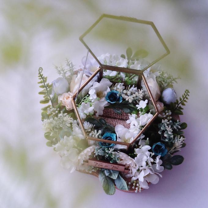 Hexa Ring Bearer for Eva & Tim by Jeestudio Id - 001