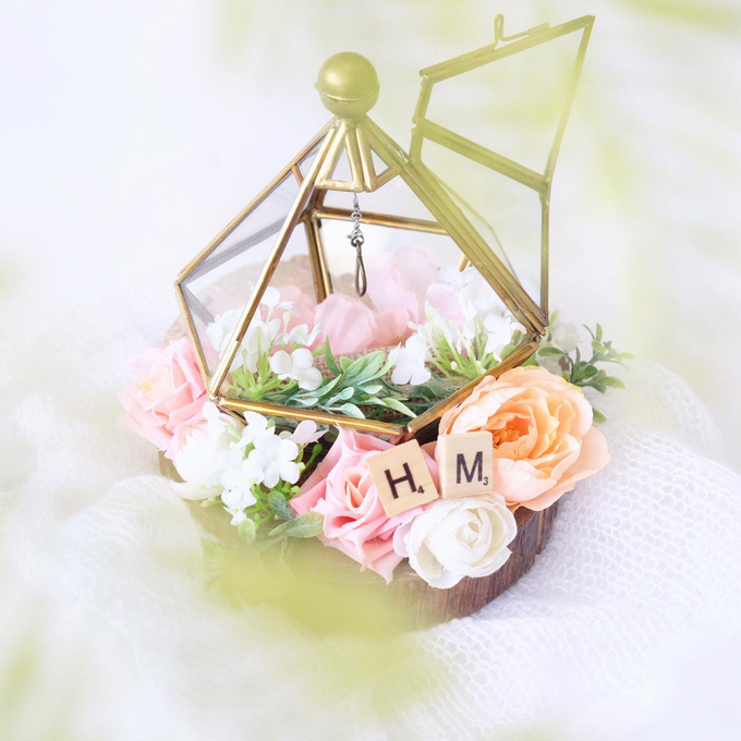 Kite Ring Bearer for Marinda & Partner by Jeestudio Id - 001