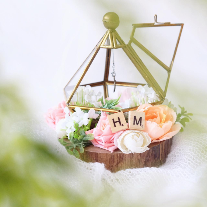 Kite Ring Bearer for Marinda & Partner by Jeestudio Id - 002