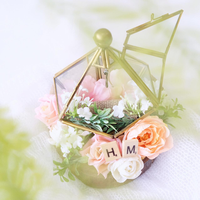 Kite Ring Bearer for Marinda & Partner by Jeestudio Id - 003