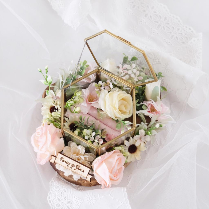 Hexa Ring Bearer for Tiara & Norico  by Jeestudio Id - 001