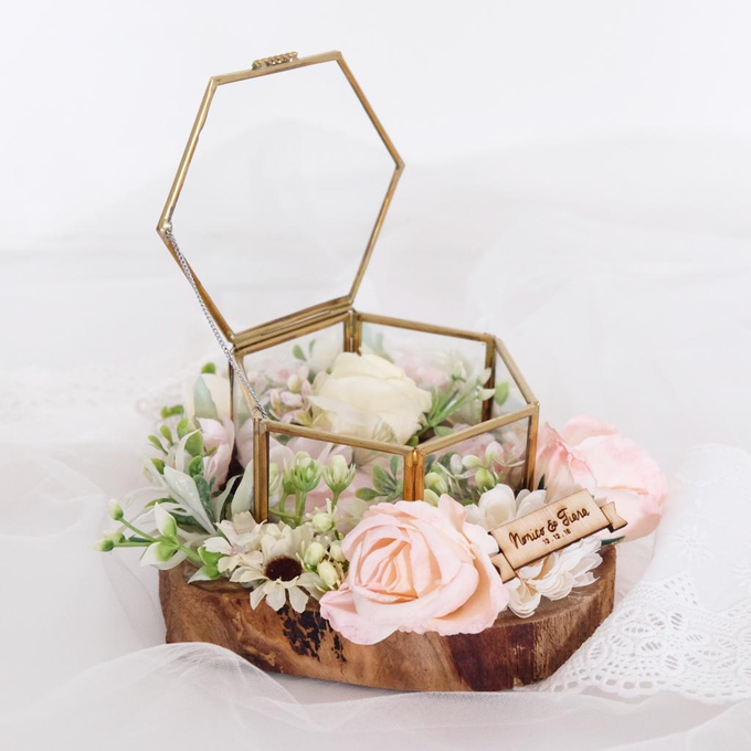 Hexa Ring Bearer for Tiara & Norico  by Jeestudio Id - 003