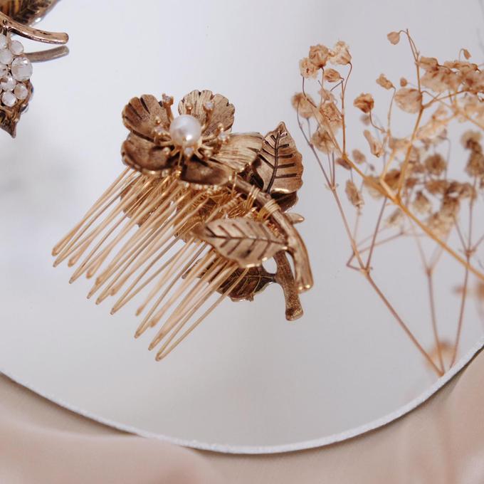 [HAIRPIECE] Roman Haircomb by Jeestudio Id - 006