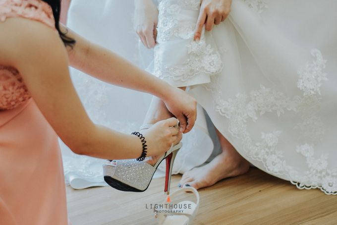 The Wedding of Jeff and Inka by Lighthouse Photography - 016