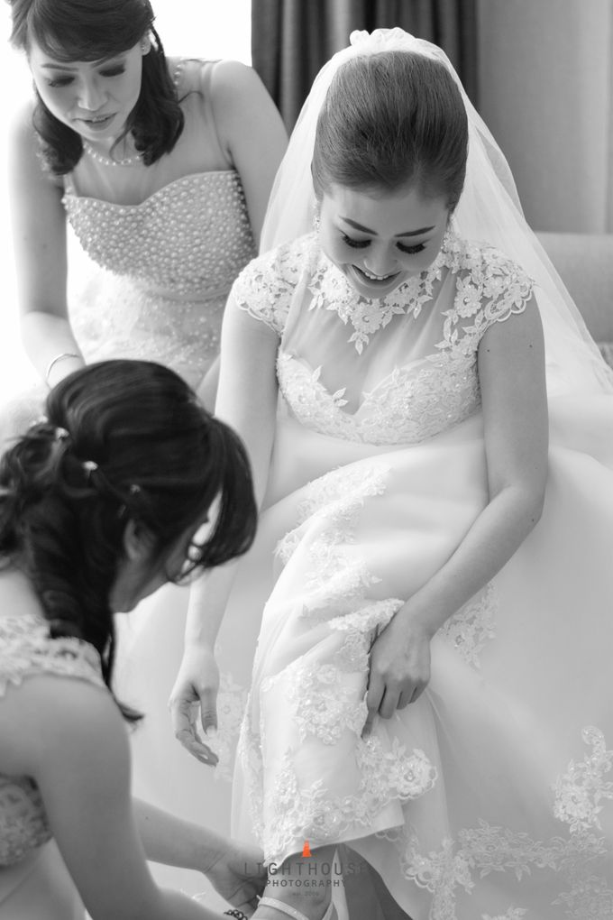 The Wedding of Jeff and Inka by Lighthouse Photography - 017