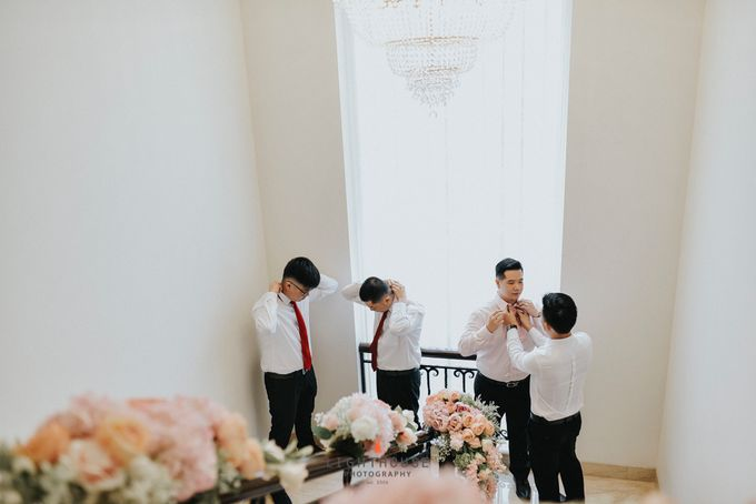 The Wedding of Jeff and Inka by Lighthouse Photography - 020