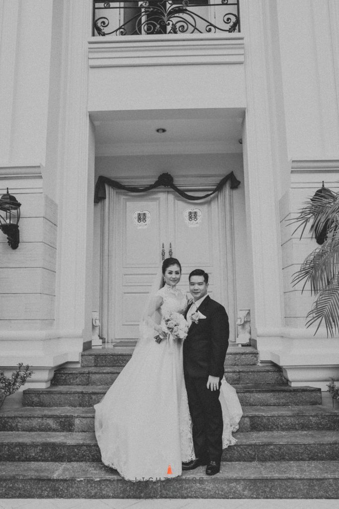 The Wedding of Jeff and Inka by Lighthouse Photography - 033