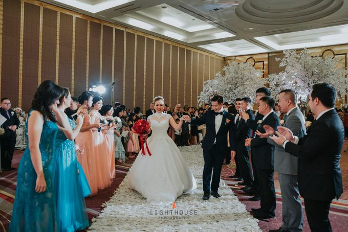 The Wedding of Jeff and Inka by Lighthouse Photography - 041