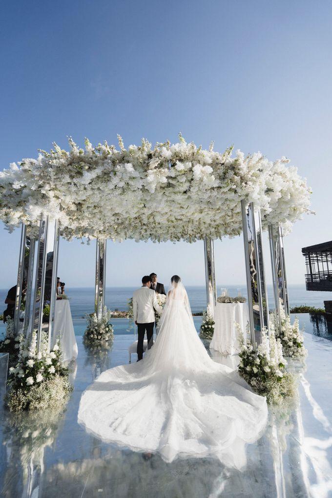 The Wedding of Jeffrey & Jennifer by David Salim Photography - 003