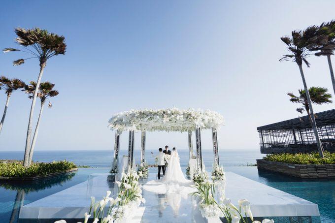 The Wedding of Jeffrey & Jennifer by David Salim Photography - 004