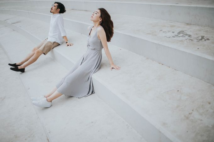 Simple minimalism engagement session by Nocture - 019