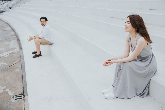 Simple minimalism engagement session by Nocture - 021