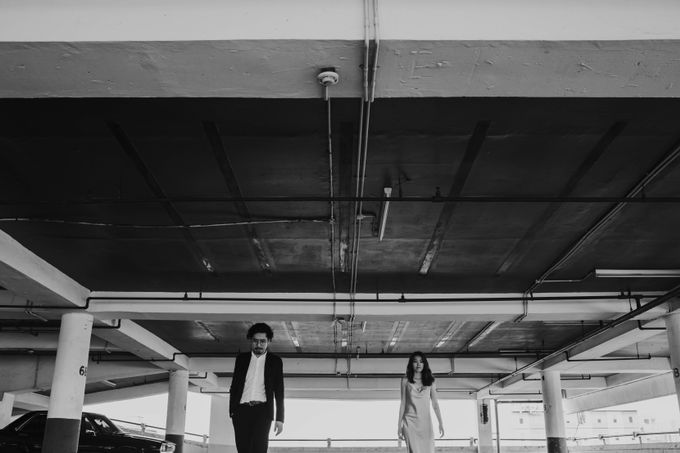 Simple minimalism engagement session by Nocture - 048