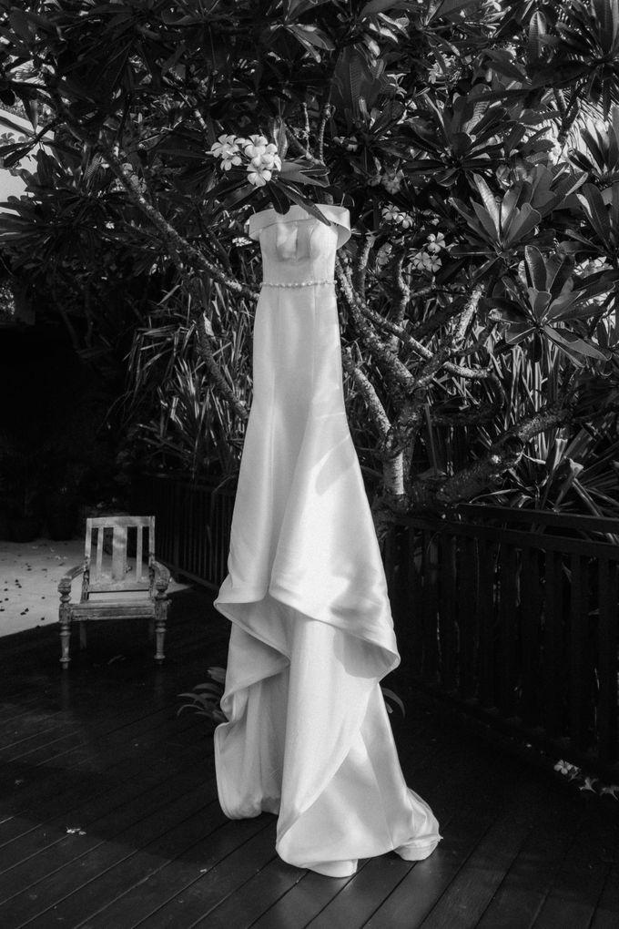 Selebrasi pernikahan intimate dengan sentuhan bintang di tebing ungasan, Mengakhiri long-distance 6 tahun dengan selebrasi pernikahan di Ungasan by THE UNGASAN CLIFFTOP RESORT BALI - 004