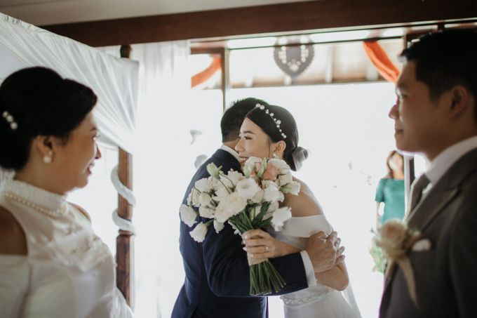 The Wedding of Jeffry and Kathrin by THE UNGASAN CLIFFTOP RESORT BALI - 012