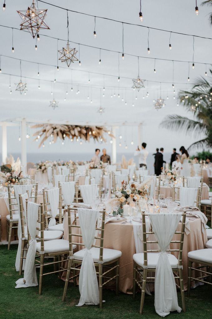 Jeffry & Kathrin by THE UNGASAN CLIFFTOP RESORT BALI - 012