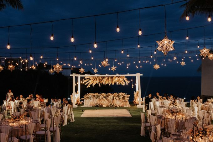 Jeffry & Kathrin by THE UNGASAN CLIFFTOP RESORT BALI - 005