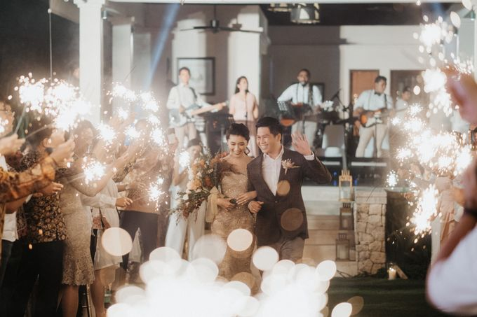 The Wedding of Jeffry and Kathrin by THE UNGASAN CLIFFTOP RESORT BALI - 008