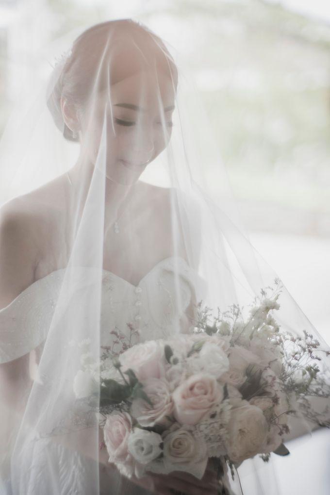 Jeffry & Elsie Wedding by David Salim Photography - 006