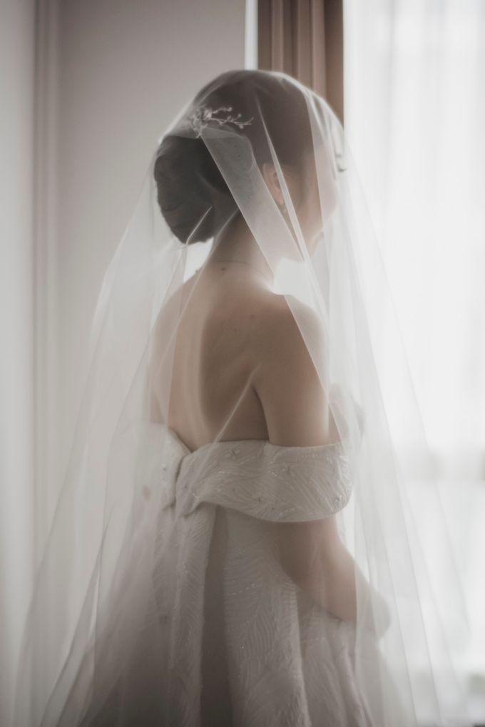 Jeffry & Elsie Wedding by David Salim Photography - 005