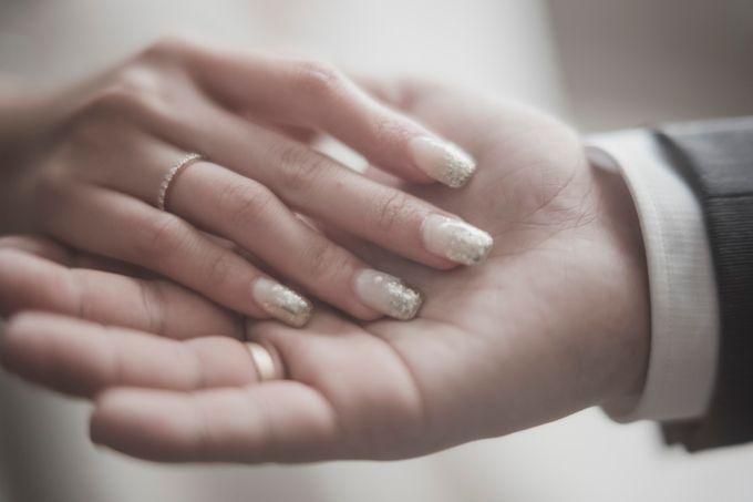 Jeffry & Elsie Wedding by David Salim Photography - 009