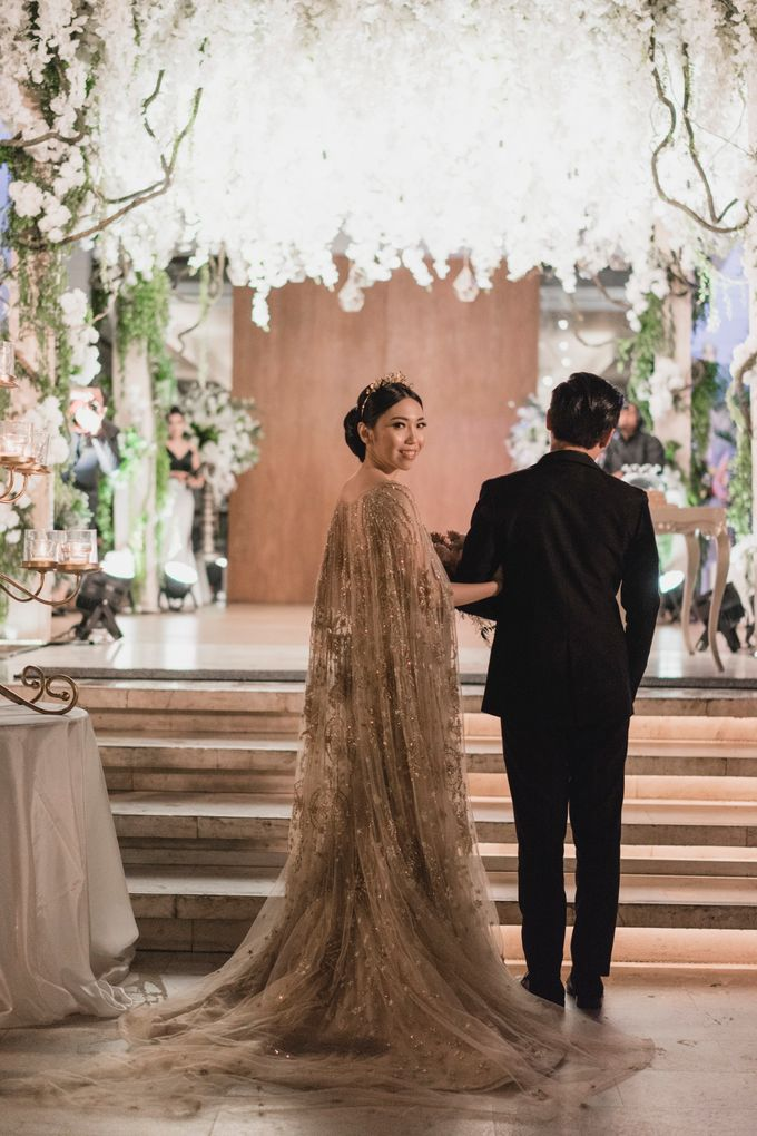 Jeffry & Elsie Wedding by David Salim Photography - 020