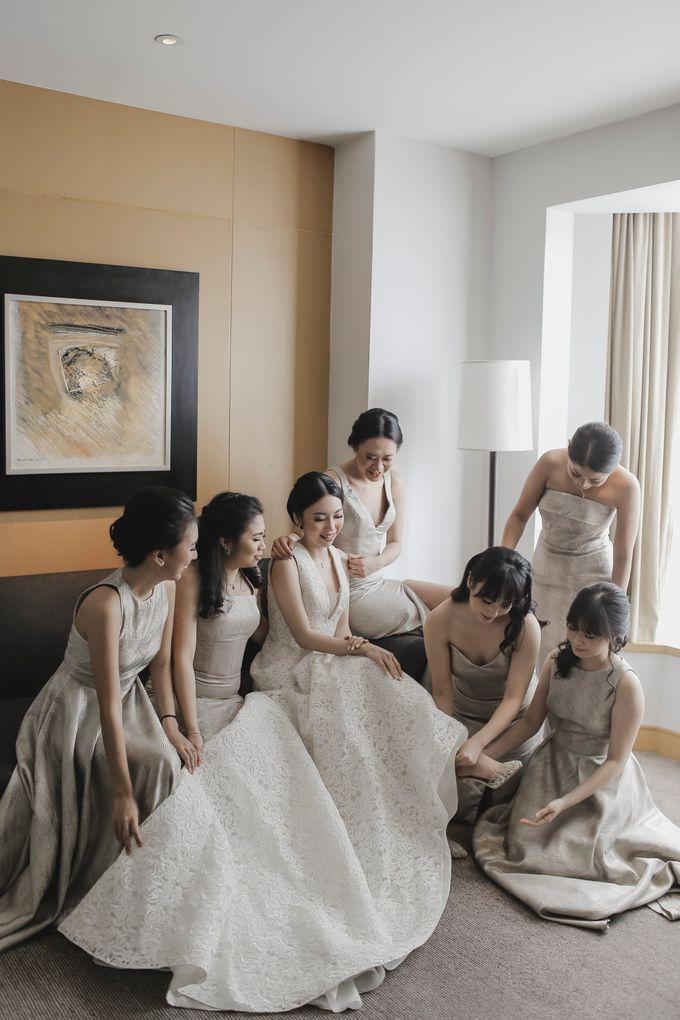 Jeffry & Elsie Wedding by David Salim Photography - 010