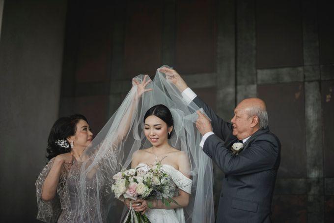Jeffry & Elsie Wedding by David Salim Photography - 013