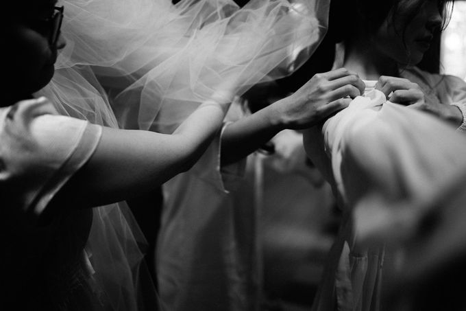 Agnes & Dicky Wedding by HENRY BRILLIANTO - 005